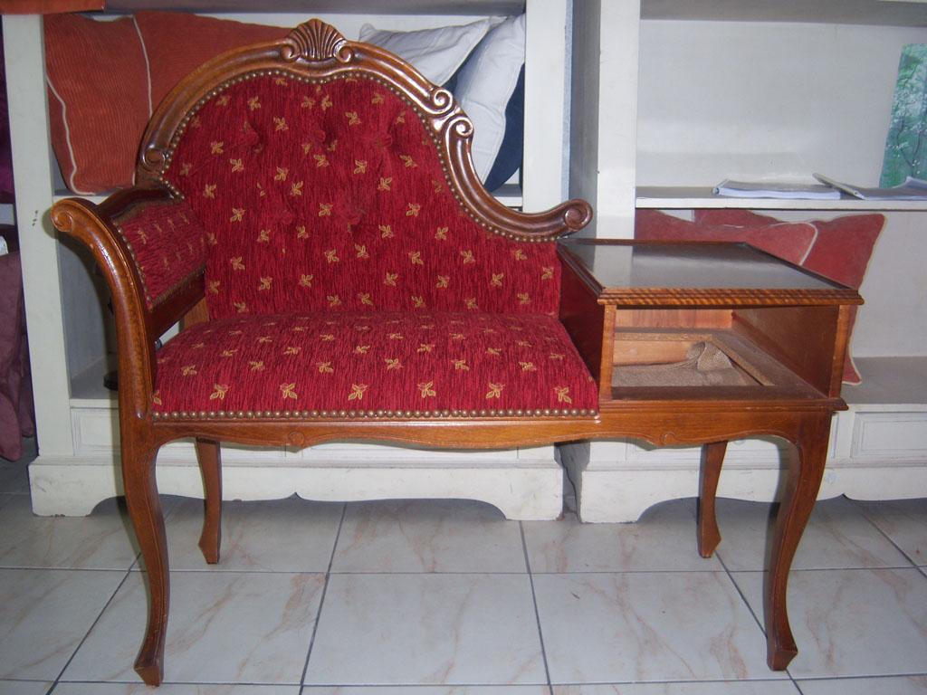 L deco nice 06 meuble de t l phone - Meuble fauteuil telephone ...