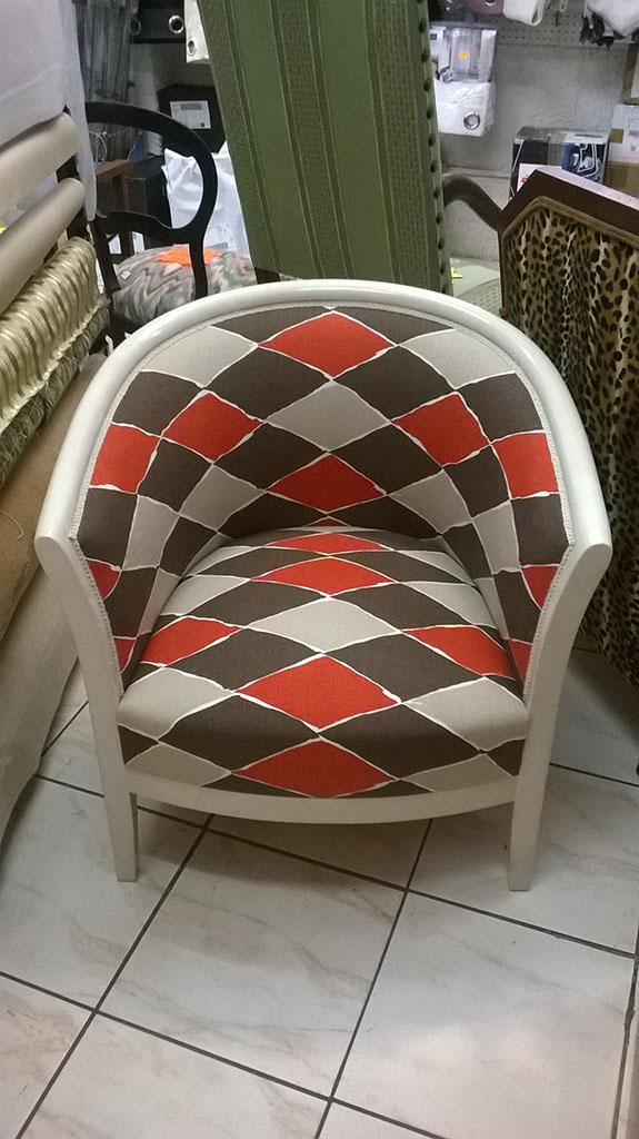 l deco nice 06 fauteuil tonneau. Black Bedroom Furniture Sets. Home Design Ideas