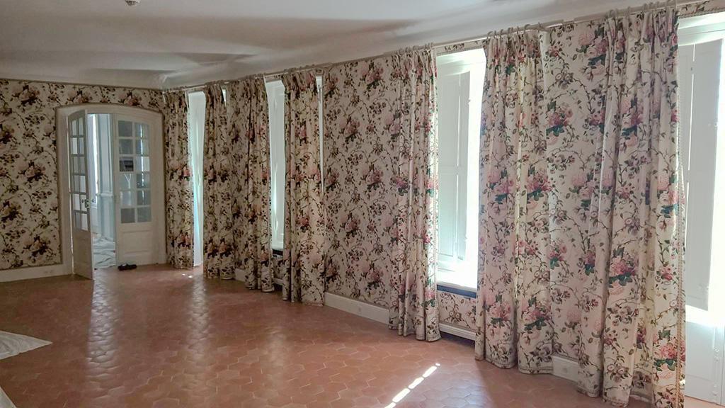 l deco nice 06 tentures murales n 6. Black Bedroom Furniture Sets. Home Design Ideas