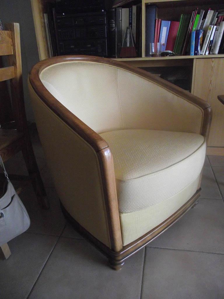 l deco nice 06 fauteuil tonneau n 9. Black Bedroom Furniture Sets. Home Design Ideas