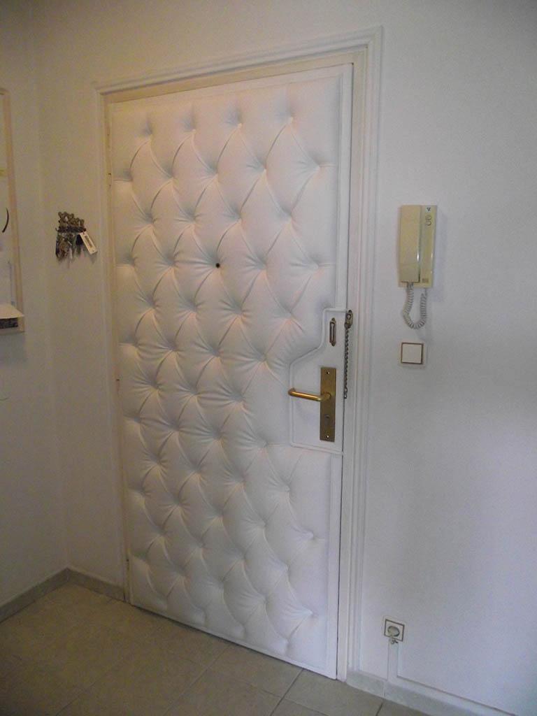 l deco nice 06 porte capitonn e n 6. Black Bedroom Furniture Sets. Home Design Ideas